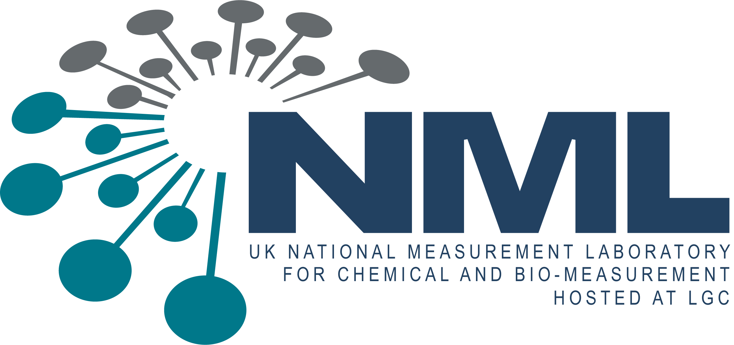National Measurement Laboratory logo